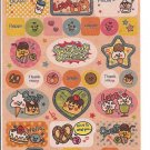 Kamio Sweet Funny Collection Sticker Sheet