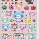 Lemon Co. Colored Teddies Sticker Sheet