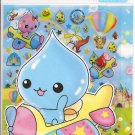 Q-Lia Shizuku Park Airplane Large Sticker Sheet