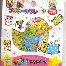Kamio Pajama Bears Sticker Sack