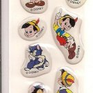 Sun Star Disney Pinocchio Mini Sticker Sheet