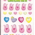 AT&T Barbapapa Sticker Sheet