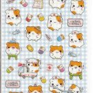 Q-Lia Hospital Hamsters Sticker Sheet