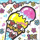 Kamio Ice Cream Mini Memo Pad