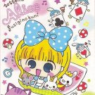 Q-Lia Alice in Wonderland Mini Memo Pad
