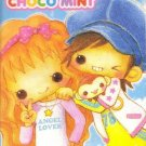 Crux Choco Mint Smiles Mini Memo Pad