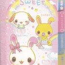 San-X Love Love Sweet Tabbed Mini Memo Pad