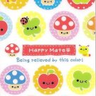 Kamio Happy Mate Mini Memo Pad