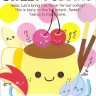 Kamio Sweet Pudding Memo Pad