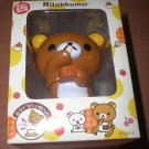 San-X Rilakkuma Bear Ice Cream Container Figure