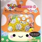 Q-Lia Very Much Mushroom Sticker Sack
