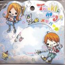 Crux Twinkle Magic Mini Memo Sheets Set