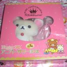 San-X Korilakkuma Bear 5th Anniversary Plush in Box