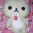 San-X Korilakkuma Bear Beanbag Bottom Plush