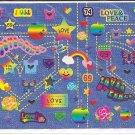 Crux Love & Peace Sticker Sheet
