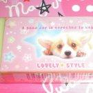 Kamio Lovely Style Puppy Eraser