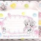 Crux Usagibutta Pandakun Snow Letter Set