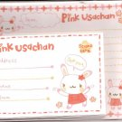 Crux Pink Usachan Letter Set