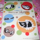 Sakamoto Hurry up! Hurry! Friendship Notebook