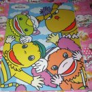 NHK Japanese Cartoon Characters Notebook
