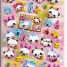 Crux Magical Animals Puffy Sticker Sheet