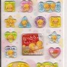 Crux Natto Chan Hard Epoxy Sticker Sheet
