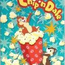 Tokyo Disney Resort Chip 'n Dale Memo Pad
