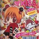 Japanese Caramel Kiss Anime Chitose Yagami Sweets Mini Memo Pad