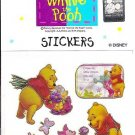 Disney Winnie the Pooh Mini Mini Sticker Sheet