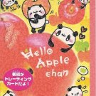 Youmec Hello Apple Chan Mini Memo Pad