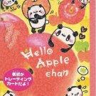 Youmec Hello Apple Chan Mini Memo Pad