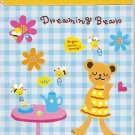 Preco Co. Dreaming Bear Mini Mini Memo Pad