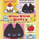Kamio Nyan Nyan Diary Mini Memo Pad