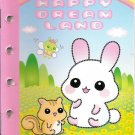 Lemon Co. Happy Dream Land 6-Ring Organizer Sticker Album