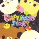 Kamio Happiness Story Mini Memo Pad