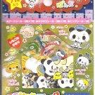 Crux Panda Police Foil Sticker Sack