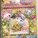 Crux Nyan Hospital Animals Foil Sticker Sack