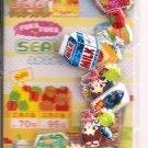 Crux Supermarket Sparkly 3D Sticker Sack