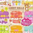 Q-Lia Candy Dolls Memo Pad