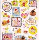 Kamio Sweet Magic Sticker Sheet