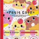 Q-Lia Petit Cafe 2-Way Split Memo Pad