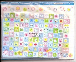 San-X Nakayoshi Net Letter Set