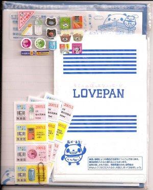 Crux Love Pan Letter Set