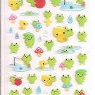 Mind Wave Frogs and Ducks Sticker Sheet