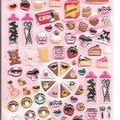Kamio Sweet Factory Items Sticker Sheet