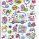 Kamio Medicine Pills Hard Epoxy Sticker Sheet