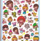 Q-Lia Fairy Tale Hard Epoxy Sticker Sheet