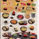 Crux Japanese Sushi Sticker Sheet