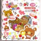Pool Cool Bear's Cafe Sticker Sack