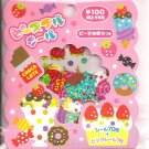 Mind Wave Chocolates, Candies, and Sweets Sticker Sack